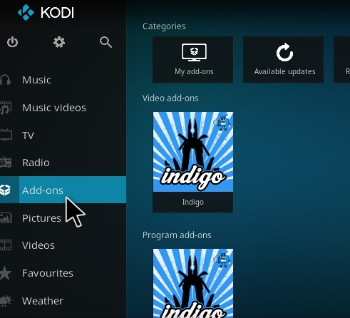How To Install Specto Fork Add-on Kodi 17 Krypton 8